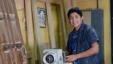 El Centro de Formación P. Bartolomé Ambrosio ayuda a miles de jóvenes