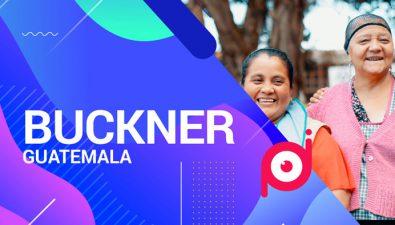 En Buckner Guatemala brilla la esperanza