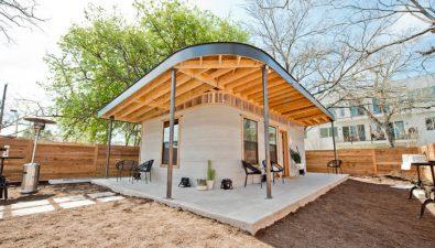 Estas casas impresas en 3D se pueden construir en 24 horas