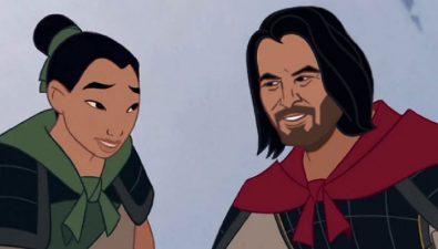 Así se vería Keanu Reeves en 9 películas animadas de Disney