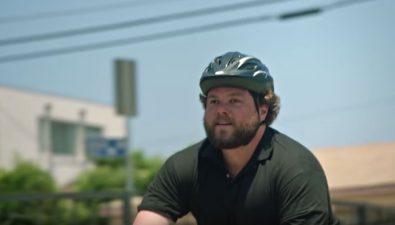Conoce al mejor ciclista de montaña ciego del mundo