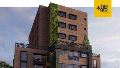 DUO: el primer edificio de apartamentos en Ciudad Nueva, zona 2