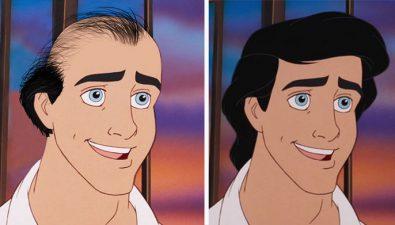 Esta artista le da pelo realista a la realeza de Disney