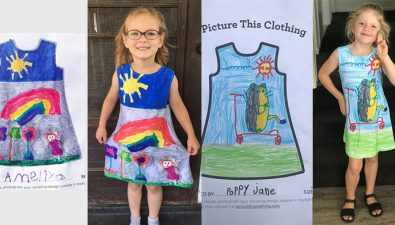 Esta empresa deja que los niños diseñen su propia ropa