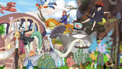 Todas las películas de Studio Ghibli estarán en Netflix