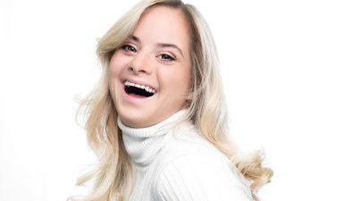 Sofía Jirau, la modelo con síndrome de Down que deslumbró en la semana de la moda de Nueva York