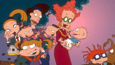Revelan edad de los adultos de 'Rugrats'