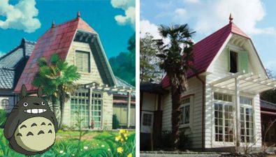 La casa de 'Mi vecino Totoro' existe en la vida real