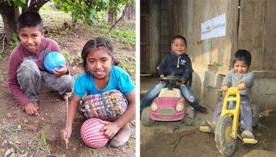 Niñez guatemalteca recibe apoyo de ChildFund Guatemala, Banco Mundial y Fundación Isabel Gutiérrez de Bosch, durante la crisis COVID-19