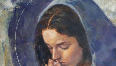 Pintora reconocida crea obra provida que se viralizó tras el rechazo del aborto en México