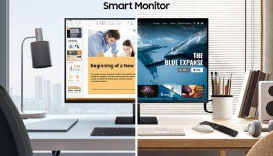 Samsung presenta sus nuevos monitores inteligentes para un nuevo estilo de vida