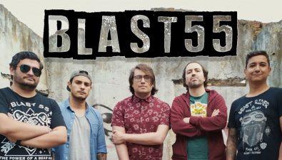 La banda colombiana Blast55 lanza 'A Marte', una declaración de amor puro y real