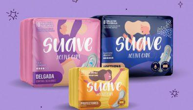 """""""Suave Active Care"""", un producto ideal para mujeres auténticas"""