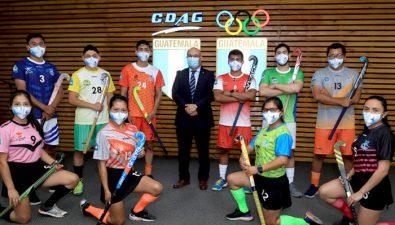 CDAG presenta la primera Liga Nacional de Hockey Sobre Césped en Guatemala