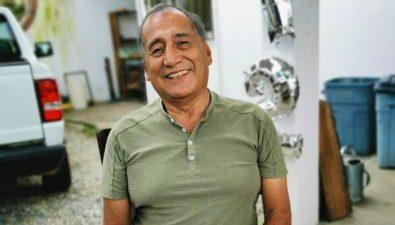 Ayuda a Luis García en su lucha contra el COVID-19