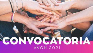 Participa en la Convocatoria Avon 2021 y apoya a importantes causas para la mujer