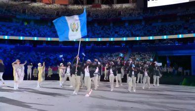 Estos son los 24 guatemaltecos clasificados a los Juegos Olímpicos de Tokio 2020
