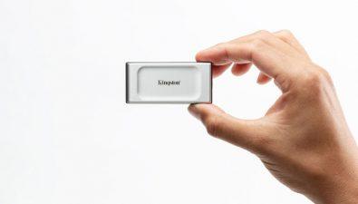 Kingston presenta el XS2000, la unidad SSD portátil de bolsillo