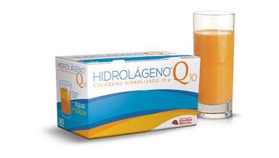 Hidrolágeno HQ10, la evolución del colágeno hidrolizado, ya está disponible en Guatemala