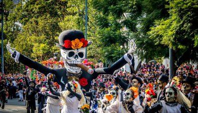 ¿Te atreves a vivir un Día de Muertos en México?